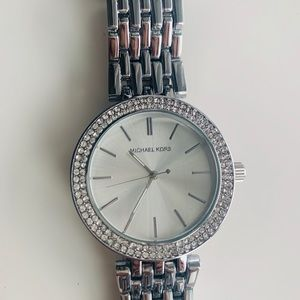 Michael Kors Darci pave watch